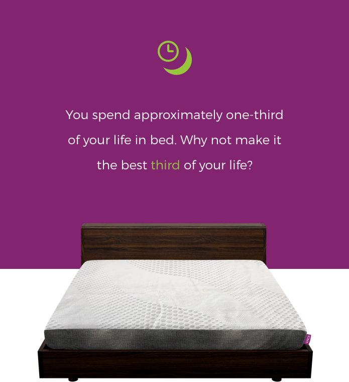 Design your own bed first of its kind modular mattress for Design your own bed