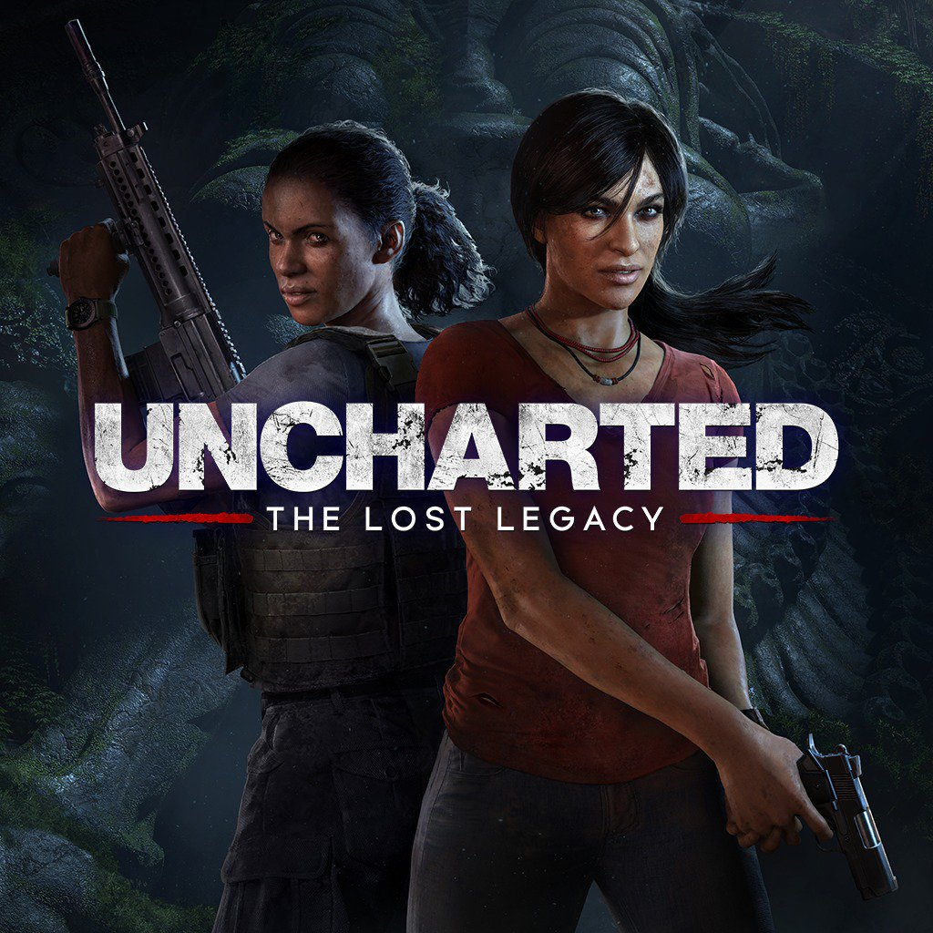 video game uncharted the lost legacy