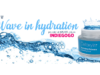 Hydrating Face Mask with HydrO18 Activated Water